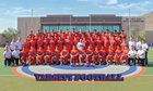 Bishop Gorman Gaels Boys Varsity Football Fall 18-19 team photo.