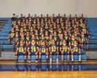 Montoursville Warriors Boys Varsity Football Fall 18-19 team photo.