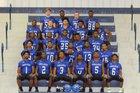 Ashland Blue Devils Boys Varsity Football Fall 18-19 team photo.