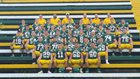 Doddridge County Bulldogs Boys Varsity Football Fall 18-19 team photo.