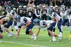 Moses Brown Quakers Boys Varsity Football Fall 18-19 team photo.