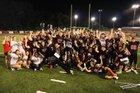 Madison Warhawks Boys Varsity Football Fall 18-19 team photo.