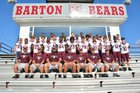 Barton Bears Boys Varsity Football Fall 18-19 team photo.