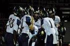 Hickory Grove Christian Lions Boys Varsity Football Fall 18-19 team photo.