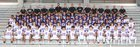Puyallup Vikings Boys Varsity Football Fall 18-19 team photo.