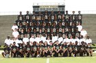 Marlboro County Bulldogs Boys Varsity Football Fall 18-19 team photo.