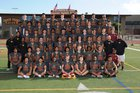 Menlo-Atherton Bears Boys Varsity Football Fall 18-19 team photo.
