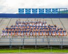 Berwick Bulldogs Boys Varsity Football Fall 18-19 team photo.