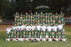Placer Hillmen Boys Varsity Football Fall 18-19 team photo.