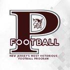 Phillipsburg Stateliners Boys Varsity Football Fall 18-19 team photo.