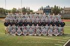 Granite Bay Grizzlies Boys Varsity Football Fall 18-19 team photo.