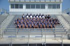 Grand Valley Mustangs Boys Varsity Football Fall 18-19 team photo.