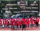 East Orange Campus Jaguars Boys Varsity Football Fall 18-19 team photo.