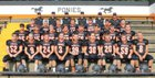 South Fork/Edinburg/Morrisonville Ponies Boys Varsity Football Fall 18-19 team photo.