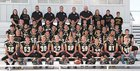 Windsor Greyhounds Boys Varsity Football Fall 18-19 team photo.