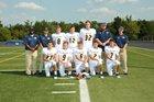 Allen Academy Rams Boys Varsity Football Fall 18-19 team photo.