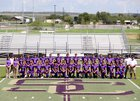 Sterling City Eagles Boys Varsity Football Fall 18-19 team photo.