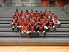 Hall Warriors Boys Varsity Football Fall 18-19 team photo.