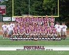Montesano Bulldogs Boys Varsity Football Fall 18-19 team photo.
