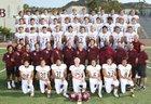 Laguna Beach Breakers Boys Varsity Football Fall 18-19 team photo.