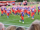 West Branch Warriors Boys Varsity Football Fall 18-19 team photo.