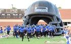 Byron Nelson Bobcat Boys Varsity Football Fall 18-19 team photo.
