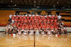 Rockwall Yellowjackets Boys Varsity Football Fall 18-19 team photo.