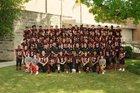 Indianapolis Cardinal Ritter Raiders Boys Varsity Football Fall 18-19 team photo.