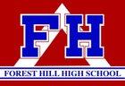 Forest Hill Patriots Boys Varsity Football Fall 18-19 team photo.