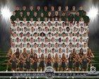 Green Canyon  Boys Varsity Football Fall 18-19 team photo.