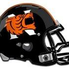 Norman Tigers Boys Varsity Football Fall 18-19 team photo.