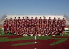 Calallen Wildcats Boys Varsity Football Fall 18-19 team photo.