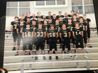 West Fork Tigers Boys Varsity Football Fall 18-19 team photo.