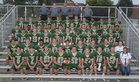 York Catholic Fighting Irish Boys Varsity Football Fall 18-19 team photo.