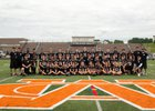 Marlboro Central Dukes Boys Varsity Football Fall 18-19 team photo.