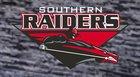 Southern Raiders Boys Varsity Football Fall 18-19 team photo.