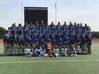Turner Lions Boys Varsity Football Fall 18-19 team photo.