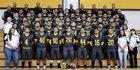Rio Hondo Bobcats Boys Varsity Football Fall 18-19 team photo.