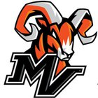 Mt. Vernon Rams Boys Varsity Football Fall 18-19 team photo.