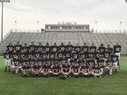 Medina Valley Panthers Boys Varsity Football Fall 18-19 team photo.