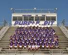 Monroe Area Hurricanes Boys Varsity Football Fall 18-19 team photo.