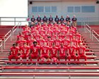 Tunstall Trojans Boys Varsity Football Fall 18-19 team photo.