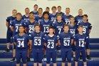 St. John Fighting Herald Boys Varsity Football Fall 18-19 team photo.