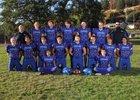 Lyle/Wishram Cougars Boys Varsity Football Fall 18-19 team photo.