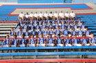 Scotland Fighting Scots Boys Varsity Football Fall 18-19 team photo.