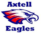 Axtell Eagles Boys Varsity Football Fall 18-19 team photo.