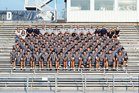 Greenwood Bulldogs Boys Varsity Football Fall 18-19 team photo.