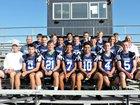 Tribe Warriors Warriors Boys Varsity Football Fall 18-19 team photo.