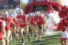 Coronado Mustangs Boys Varsity Football Fall 18-19 team photo.
