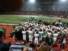 Cuero Gobblers Boys Varsity Football Fall 18-19 team photo.
